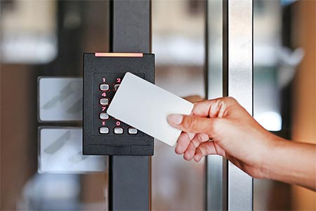Access Control Entry Service - 2 Krew Security & Surveillance Pittsburgh