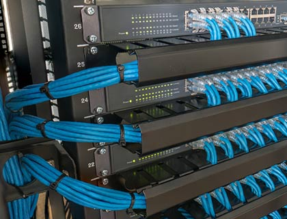 Pittsburgh Structured Cabling Services - 2 Krew Security and Surveillance