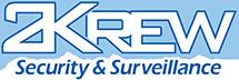 2 Krew Security and Surveillance Logo